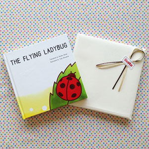 THE FLYING LADYBUG